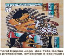 tarot egipcio 3 cartas