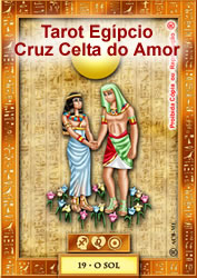 tarot egipcio cruz celta do amor
