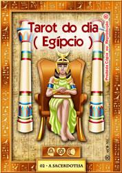 tarot egipcio do dia