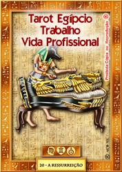 tarot egipcio trabalho vida profissional